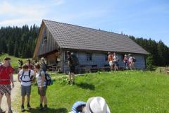 Fußwallfahrt zum Sonntagberg - Samstag, 4. Juli 2015