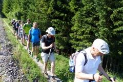 Fußwallfahrt zum Sonntagberg - Sonntag, 5. Juli 2015