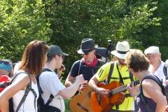 2Fußwallfahrt zum Sonntagberg - Sonntag, 5. Juli 2015