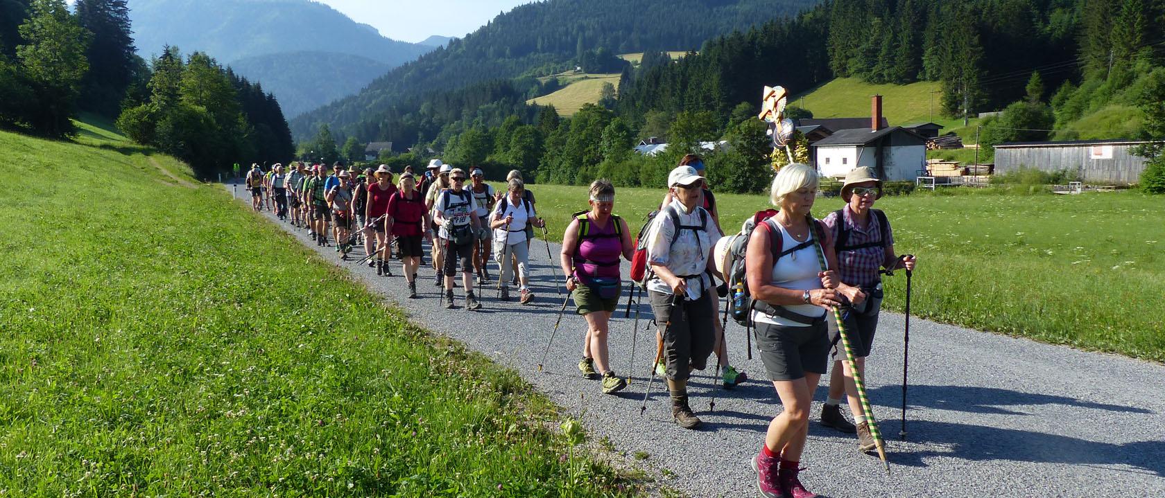 Sonntagberg-Wallfahrt 2015